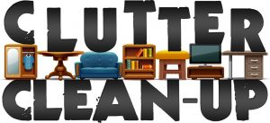 Clutter Cleanup Logo
