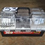 power drill accessory set | Hudson Tool, Auto, Outdoor Online Auction
