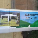 Canopy | Hudson Tool, Auto, Outdoor Online Auction