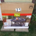 Fire Bowl | Hudson Tool, Auto, Outdoor Online Auction