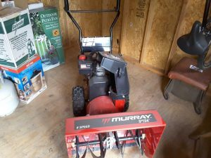 Snow Blower | Hudson Tool, Auto, Outdoor Online Auction