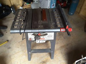 Table saw top | Hudson Tool, Auto, Outdoor Online Auction